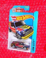 Hot Wheels '67 Austin Mini Van  #27  HW City CFM07-D9B0P