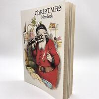 "MINI Thomas Nast Christmas ""Hello! Santa Claus!"" Reproduction Christmas Notebook"
