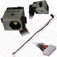 Toma De Corriente DC Jack Asus 1417-0091000 con Conector de Cable Arnés