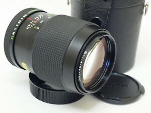 Rollei Rolleinar-MC 135mm F2.8 Lens for 35mm 3003, SL 2000 SLR.Stock No c1347
