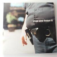 VA: Masters at Work Stop & Listen 4 - Vinyl 4x LP 1st Press EX/EX House Breaks
