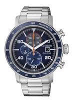 Citizen Men's Chronograph Eco-Drive Watch - CA0640-86L NEW