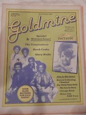 OCTOBER 1980 GOLDMINE THE RECORD COLLECTOR'S MAGAZINE MOTOWN