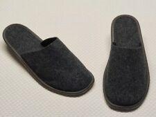 Herren Hausschuhe-Pantoffeln Latschen aus Filz Gr.45