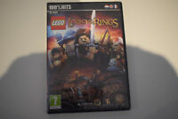 lego the lord of the rings le seigneur des anneaux pc dvd neuf