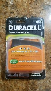 Duracell power inverter 130 cup holder