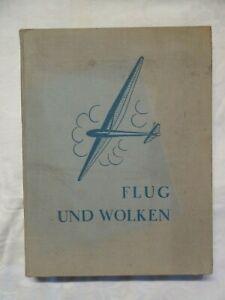 Flug und Wolken, Dr. Manfred Curry, 112 Bildtafeln, Paul Franke Berlin 1933