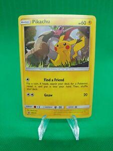 Pikachu Holo SM234 Promo Pokemon Card TCG Near Mint
