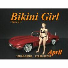 American Diorama 38268 Bikini Girl - April  1:24