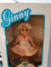 """Ginny Doll Car Hop 1988 New In Box 71-3700 8"""" Poseable Vogue Free Shipping"""