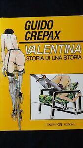 Crepax: Valentina Storia di una storia 1990