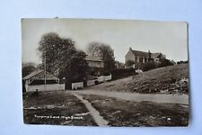 Postcard Turpins Cave High Beech Essex Posted Postmark 1915 Real Photo RP