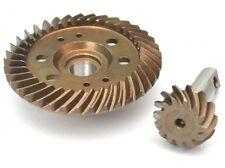 Steel Heavy Duty Heli Spiral Diff Ring & Pinion Gear 37T 13T All Traxxas 4WD