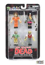 Walking Dead Minimates Amazon Exclusive Prison Break Box Set