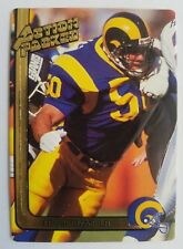 1991 Action Packed #140 Frank Stams St. Louis Rams Football Card (Actual Card)