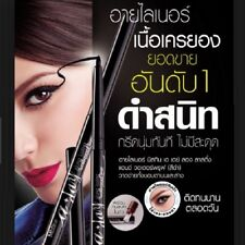 Mistine A Day Long Lasting & Waterproof Eyeliner Crayon Black Color Soft Touch