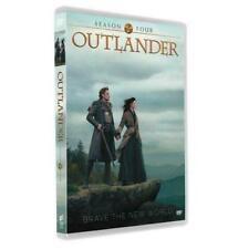 Outlander: Season 4 (Dvd, 2019, 3-Discs) New Sealed