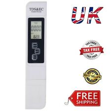 TDS METER PPM TDS-3 Water Quality Tester DIGITAL Pure water Hand Held RO TEMP UK