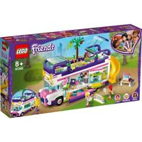 NEW 2020 LEGO Friends Friendship Bus (41395) Brand New Sealed In-Hand Fast Ship