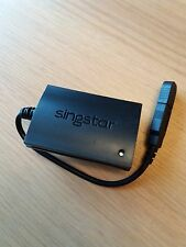 ** Official SINGSTAR ADAPTER for PS2 PS3 PS4 ** NEW ** for use with microphones