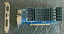 ASUS GT1030-SL-2G-BRK NVIDIA GeForce 2GB GDDR5 Graphics PCI Exp 3.0 Low Profile