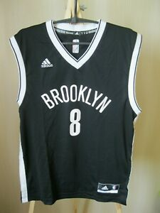 5+/5 Brooklyn Nets #8 Williams Size S Adidas Basketball shirt jersey maillot