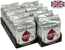 160 Costa Tassimo Cappuccino Coffee Capsules Pods, 80 Servings, Bulk Office Pack
