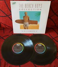 THE BEACH BOYS **Collection Volumen II** VERY SCARCE 1991 Spain 2-LP SET