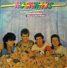Rockhaus. Bonbons und Schokolade. AMIGA/ DDR. 1983. VG/ G