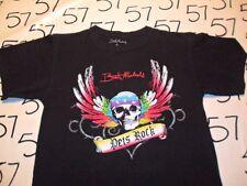 Medium- Bret Michaels / Damaged T- Shirt