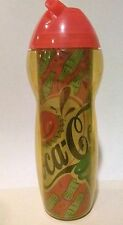Coca Cola-SIPPER Bottle-Thermo Insulated-26oz.--Red w/ Green Bottles (2002)
