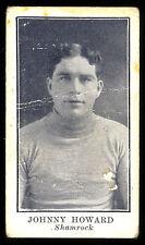 1912 C61 IMPERIAL TOBACCO LACROSSE #15 JOHNNY HOWARD VG MONTREAL SHAMROCKS