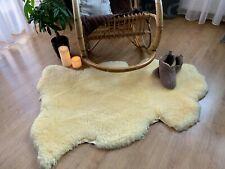 Baby Lammfell Sheep Skin RELUGAN  Babylammfell medizinisch gegerbt 100-130cm