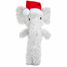 Leaps & Bounds ELEPHANT STICK Dog Toy Squeaker Christmas Holiday Festive 15