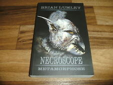 Brian Lumley -- NECROSCOPE  # 18 // METAMORPHOSE // ultimative Vampir-Saga