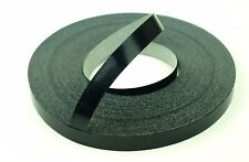 Melamine Pre Glued Iron Edging Tape Self Adhesive Kitchens 10m x 18mm - Black
