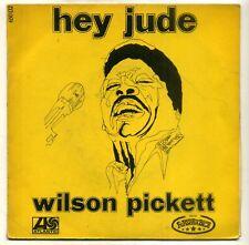 WILSON PICKETT :  45T SIMPLE ATLANTIC 650132 ( COVER BEATLES )
