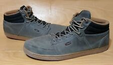 Oakley Mens Hi Top Sneakers Leather Shoes Size 13