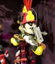 Disney Parks Mickey Mouse Fireman Christmas Ornament Holiday Firefighter