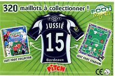 AIMANT FRANCE FOOT 2008 N° 15 (BORDEAUX) JUSSIE