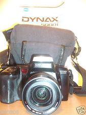 MINOLTA DYNAX 5000i 35MM FILM SLR CAMERA WITH MINOLTA 35-80MM LENS~AUTOFOCUS OO5