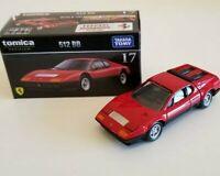 Tomica PREMIUM Ferrari 512 BB #17 Berlinetta Boxer Tomytec Takara Tomy Vintage