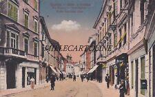GORIZIA - GORZ - GORICA: Via Signori    1919