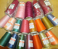 DMC 100g 425 metre cones cotton, cross stitch thread, Brand new colours added