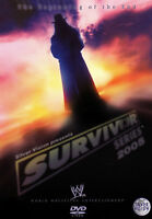 WWE Survivor Series 2005 DVD