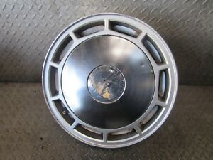 "87 88 89 90 VOLVO 740 ORIGINAL ALLOY WHEEL RIM 15"" 10 SLOT R030938"