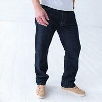 Levi's 505 Regular tumbled Rigid Blau Herren Jeans 36/30 W36 L30