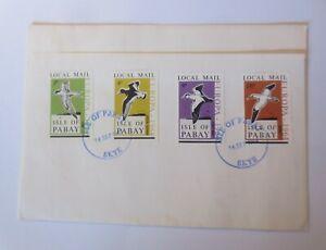 Sonderbrief Isle of Pabay Großbritannien   1964  ♥ (8246)