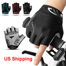 Sports Racing Cycling Motorcycle MTB Bike Bicycle Riding Half Finger Gloves
