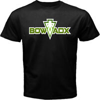 Bowadx Archery Deer Hunting Compound Bow Crossbow Arrow Black T-shirt Size S-5XL
